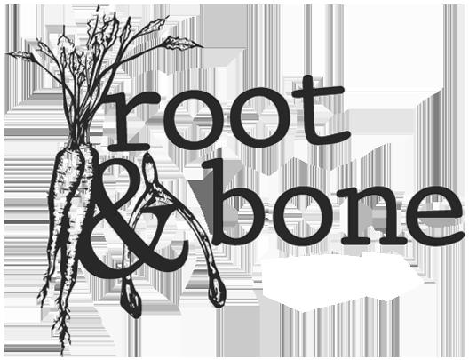 Root and Bone logo