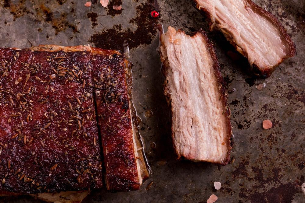 How to Make Baked Pork Belly